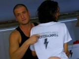 Vidéo porno mobile : The 6th chapter of the Loosetour with the charming Lou Charmelle!